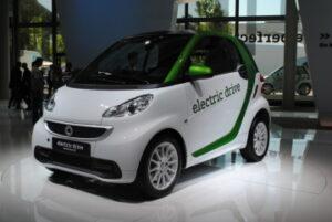 Smart fortwo Electric, IAA_2011