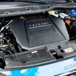 Peugeot e-208 E Auto Motorraum