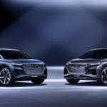 Elektroauto: udi Q4 e-tron concept / Audi Q4 Sportback e-tron concept