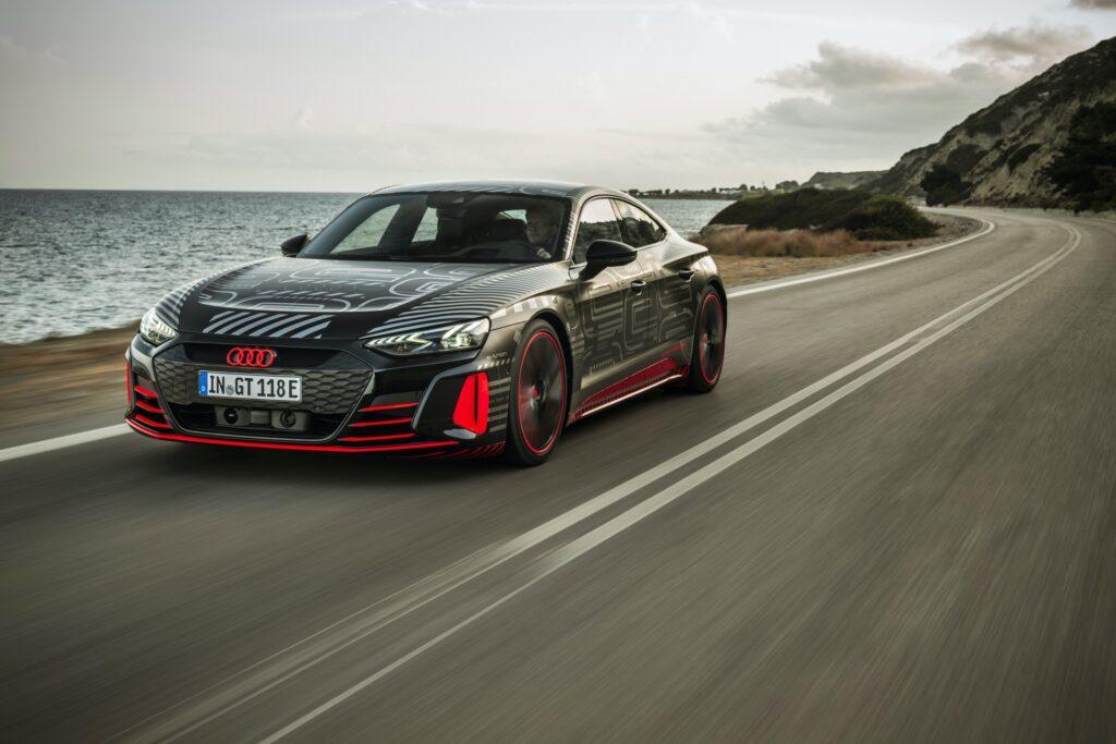 Vorschau! Audi RS e-tron GT 2021